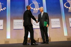 President Obama Delivers Remarks at Clinton Global Initiative in New York