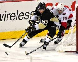 Game Two Penguins vs. Senators NHL Eastern Conference Quarter Final
