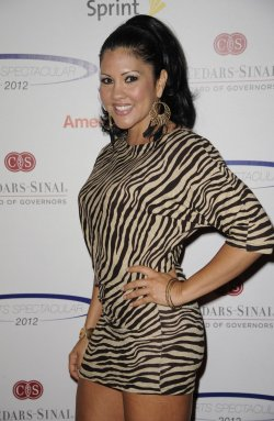 Mia St. John attends the 27th Anniversary Sports Spectacular in Los Angeles