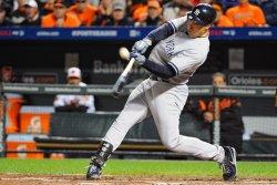 Baltimore Orioles vs New York Yankees In Baltimore