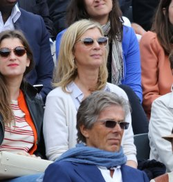 French Open tennis in Paris - 2nd round