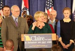 Senator McCaskill Watch Party