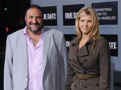 """Joel Silver and Karyn Fieldsattends the premiere of """"Due Date"""" in Los Angeles"""