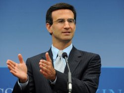 OMB Director Orszag speaks in Washington