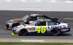 NASCAR Sprint Cup LENOX Industrial 301 at New Hampshire