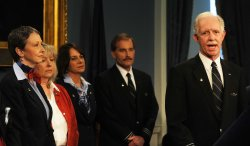 US Airway Captain Sullenberger gets Key to New York City