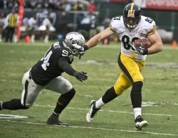 Oakland Raiders vs. Pittsburgh Steelers