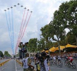 101st Tour de France concludes in Paris