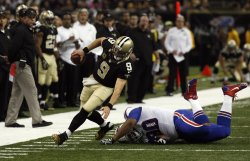 New Orleans Saints vs Buffalo Bills