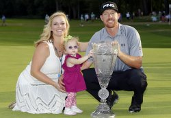 Hunter Mahan wins The Barclays at Ridgewood Country Club