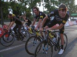 Chris Froome wins 103rd Tour de France in Paris