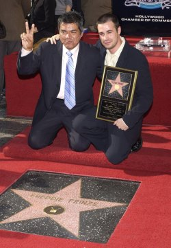 FREDDIE PRINZE RECEIVES POSTHUMOUS STAR ON HOLLYWOOD WALK OF FAME