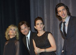 Tina Fey, Jane Fonda, Jason Bateman and Adam Driver attend 'This Is Where I Leave You' world premiere at the Toronto International Film Festival