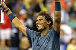 Tommy Robredo takes on Rafael Nadal in quarterfinals match at the U.S. Open in New York