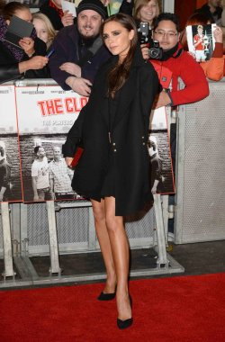 """World Premiere of """"The Class Of 92"""" in London"""