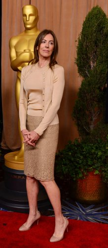 Kathryn Bigelow attends Oscar nominees luncheon in Beverly Hills