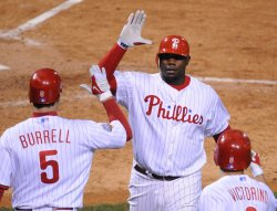 World Series Game 3: Tampa Rays at Philadelphia Phillies