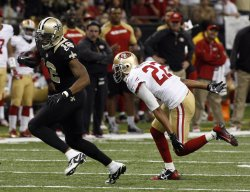 New Orleans Saints vs San Francisco