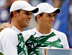 Bryan twins win mens double finals at the U.S. Open in New York