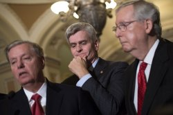 Republicans annouce they will not bring their health care bill to the floor in Washington