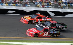 NASCAR Sprint Cup Gatorade Duel #1 at Daytona Florida