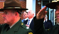 Illinois State Police dedicate new buillding
