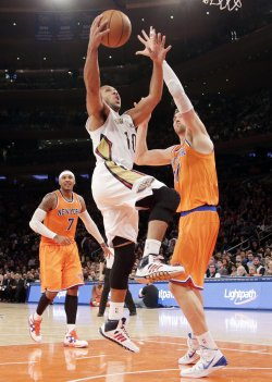 Knicks vs Pelicans at Madison Square Garden