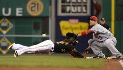 Cincinnati Reds at Pittsburgh Pirates in Wildcard Game in Pittsburgh