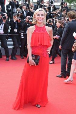 Laurence Ferrari attends the Cannes Film Festival