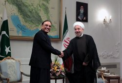 Iran's Supreme Leader endorses Hassan Rouhani as Iran's new President