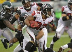 Atlanta Falcons at Philadelphia Eagles NFL Football