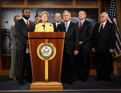 Sen. Hutchison speaks on Hurricane Ike impact in Washington