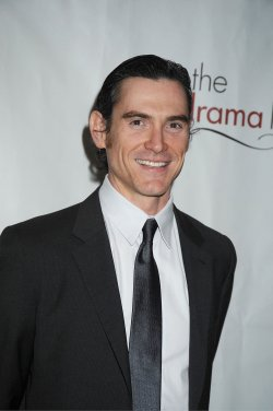 Billy Crudup arrives for the Drama League Awards Ceremony and Luncheon