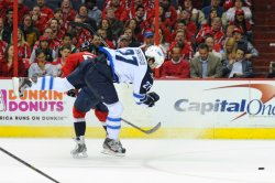 Washington Capitals vs Winnipeg Jets in Washington