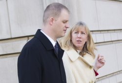 Pam Satterfield defense attorny for Ryan Loskarn in Washington, D.C.