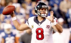 Indianapolis Colts vs Houston Texans in Indianapolis