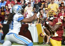 Detroit Lions vs Washington Redskins