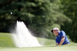 Ken Duke plays in Wells Fargo Championship in Charlotte