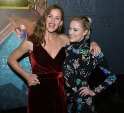 "Jennifer Garner and Maika Monro attend ""The Tribes of Palos Verdes"" premiere in Los Angeles"