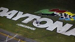 Jimmy Johnson wins the Coke Zero 400 in Daytona