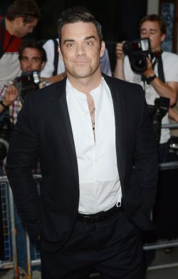 "Robbie Williams attends the ""GQ Awards"" in London"