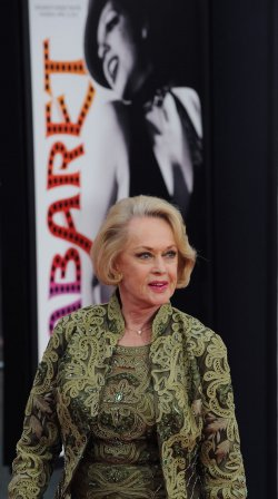 "Tippi Hedren attends the 40th anniversary restoration premiere of ""Cabaret"" in Los Angeles"