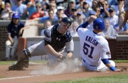 New York Yankees vs. Chicago Cubs