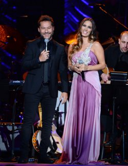 Latin Recording Academy Person of the Year tribute to Joan Manuel Serrat held in Las Vegas, Nevada