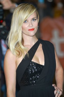 Reese Witherspoon attends 'Wild' premiere at the Toronto International Film Festival