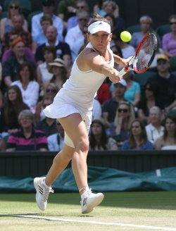 Ladies Quarter-Finals of the 2014 Wimbledon Championships in London