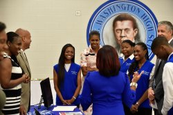 First Lady Michelle Obama visits Atlanta for education initiatives