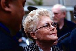 Oklahoma City bombing survivor Patty Hall