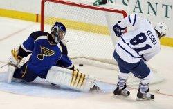 Toronto Maple Leafs vs St. Louis Blues
