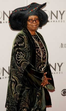 Whoopi Goldberg attends the 65th Annual Tony Awards held in New York